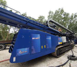 Outside Plant – OSP HDD Horizontal Directional Drilling